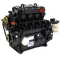Дизельный двигатель Lister Petter LPW2/LPW3/LPW4