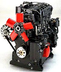 Дизельные двигатели LPWS2, LPWS3 и LPWS4