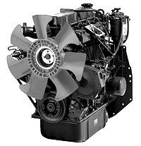Дизельный двигатель DWS4