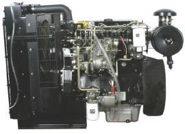 Дизельные двигатели Lister Petter серии ГАММА