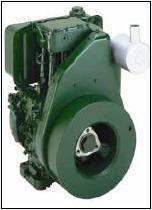 Дизельный двигатель Lister Petter LT1/LV1