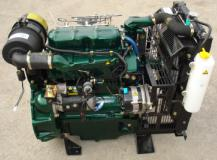 Дизельный двигатель Lister Petter SIGMA 20