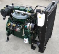 Дизельные двигатели Lister Petter SIGMA 25/SIGMA 30