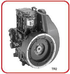 Дизельный двигатель серии TR