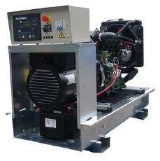 Электрогенераторы Lister Petter серии АЛЬФА (LLD/LLDA)