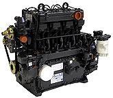 Дизельные двигатели Lister Petter